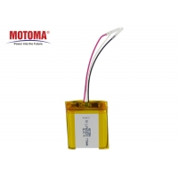 Buy cheap GPS Tracker 770mah PCM Lithium Battery Rechargeable UL1642 Certificate product