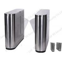 Buy quality Flap Barrier Automatic Turnstile Driveway Electric Gate Systems Tripod Turnstile at wholesale prices