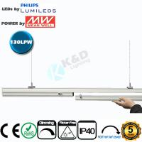 5ft 70W Linkable LED Linear Lighting High CRI IP54 LED Linear Fixture
