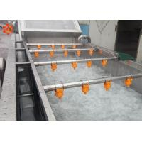 Buy cheap Good Structural Strength Fruit And Vegetable Cleaner Lettuce Washing Machine Safe Operation product