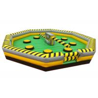 Buy cheap Renting Inflatable Sports Arena Enjoyable Water Proof Flame Retardant UV from wholesalers