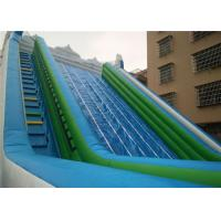 Buy cheap High Commercial Inflatable Slide  Fireproof Anti Puncture Low Maintain For Party Event product
