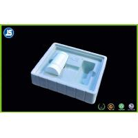 Buy quality White PVC Medical Plastic Blister Packaging Tray With UV Coating Pringting at wholesale prices