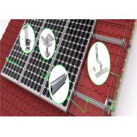 Buy cheap 3KW 5KW 10KW Solar Power Roof Systems , Industrial Flat Roof Solar Mounting System product