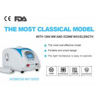 Buy cheap CE Approval Q-Switched ND Yag Laser for Lip Line and Tattoo Removal Machine product