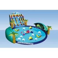 Buy cheap Inflatable Slide AQ3108ok product