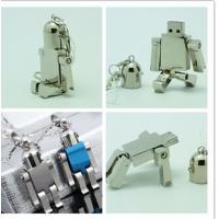 Buy cheap AiL Robot USB Flash Drive for Mobile Phone and Computer product