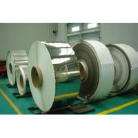 BS 1449 , DIN17460 , DIN 17441 Stainless Cold Rolled Steel Coil Strips 2B , BA Grade F321
