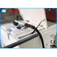 Buy cheap 250mm Work Distance Laser Rust Remover Machine For Weld Residue Cleaning product
