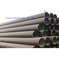 Buy cheap ASTM A106 Hot Rolled Seamless Steel Pipe for Petroleum, Water, Gas Tube product