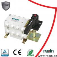 Buy cheap Reliance Generator Transfer Switch Manual , Open Type Manual Changeover Switch product