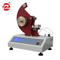 Buy cheap Good Repeatability /  Versatile Instrument Digital Fabric Tearing Tester product