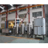 China Large ultra filtration system for mineral water treatment on sale