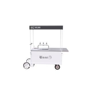 Buy cheap Load 300KG Anti Fouling Waterproof Beer Bicycle Cart product