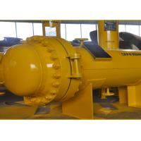 Buy cheap BOCIN Solid - Gas Filter Separator For Industrial Natural Gas / Fuel Gas Separating product