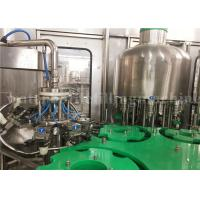 Buy cheap Automatic Juice Bottle Filling And Capping Machine Production For Small Factory product