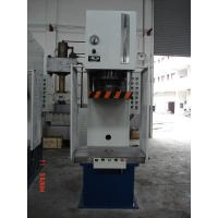 Buy cheap Accurate Stroke 315T C Frame Hydraulic Press For Drawing Computer Optimized Designed product