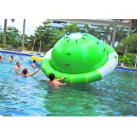 Buy cheap Commercial Blow Up Water Floats Innovative High Safety For Aqua Amusement Park product
