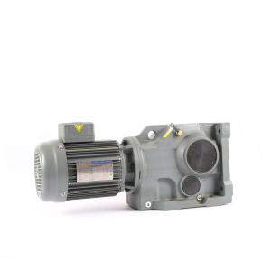 Buy cheap Flange Mounted M6 Helical Bevel Gear Motor For Lifting Machinery product