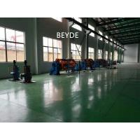 Buy cheap High Precision Double Twist Buncher Cable / Wire Strander Machine 188~419r /Min Speed product