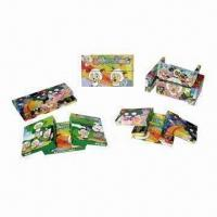 Buy cheap Magic Cubes, Measures 12.80x7.80x0.80cm, Made of Plastic product