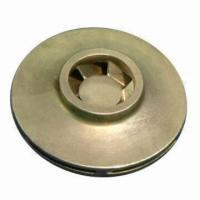 Buy quality Brass Copper Bronze , Stainless Steel water pump Impeller in Plastic Copper Iron at wholesale prices