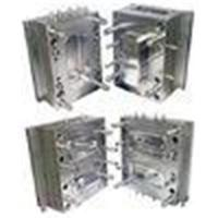 Buy cheap OEM NAK80 / LKM818H LOCAL Single Cavity And Cold Runner Plastic Injection Moulds For Cover product