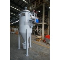 Buy cheap 1200Pa Industrial Dust Collection System product