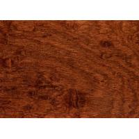 Buy cheap Non - Deforming Square Edge Hardwood Flooring Good Heat And Sound Insulation product