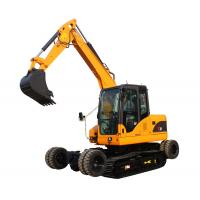 Buy cheap Fully Hydraulic Track Wheel Together Excavators X9 With Yanmar Engine For Sale product