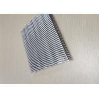 Buy cheap 3003 Aluminum Heat Sink Fin For Electric Cars Radiator Condenser Evaporator product