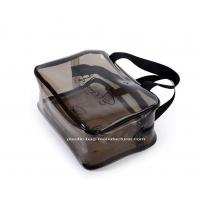 Buy cheap Premium PVC Carry On Compliant Bag Waterproof Travel Makeup Pouch Great For Liquids Bottles product