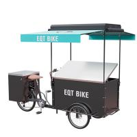 Buy cheap Large Storage Custom Cargo Bike , CE Approval Electric Tricycle For Cargo product