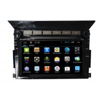 Buy cheap Android / Wince HONDA Navigation System with Corte X A7 Quad core 1.6GHz CPU product