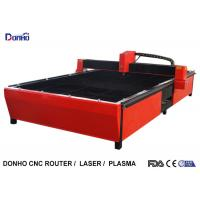 Buy cheap High Efficiency CNC Plasma Metal Cutting Machine With Table 1300mm*2500mm product