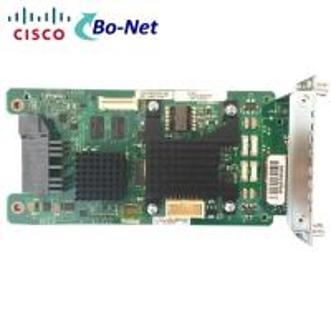Buy cheap FXO 2 Port Cisco Wan Interface Card NIM-2FXO Original New One Year Warranty product