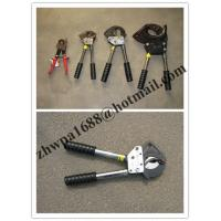 Buy cheap best quality ACSR Ratcheting Cable Cutter,Cable-cutting plier product