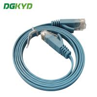 Buy cheap Ethernet Patch Cable Rj45 Utp Cat6 Flat Ethernet Cable With CE / UL / Certification product