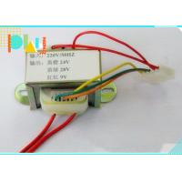Buy quality EE Series High Frequency Copper Wire Transformers Coils For Audio Equipment at wholesale prices