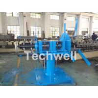 Buy cheap Accessories Of Cold Roll Forming Machine , Manual Double Head Hydraulic Uncoiler from wholesalers