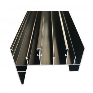 Buy cheap OEM Aluminium Alloy Frame , 6063 Anodized Aluminium Extrusion Channel Profiles product
