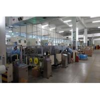 Buy cheap Full Automatic Mini Type Wet Wipes Packaging Machine 12mm-30mm Stacking Height product