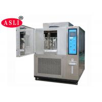 Buy cheap High and Low Temperature Shock Environmental Test Chamber Temperature Fast Change Rate product