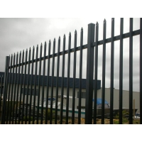 Buy cheap Anti Oxidation Pre Galvanized 25*25mm Tubular Steel Fence product