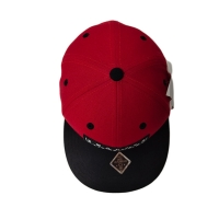 Buy cheap Popular Customized logos all kinds of crafts blank Military Cadet Cap sports snapback Hats Caps product