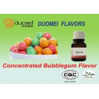 Buy cheap ISO22000 Bubble Gum Flavor Concentrate Flavour Colorless To Light Yellow product