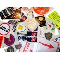 Buy cheap Strong Sealing Strength Security Sticker Labels Non Leakage Eco Friendly product