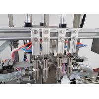 Buy cheap Small Scale Bottle Filling Machine High Performance Flexible Operation product