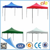 Buy quality New 3x3M Green Premium POP UP Outdoor Folding Gazebo Tent Market Party Marquee at wholesale prices