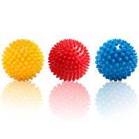 Buy cheap Fitness Mad Spiky Massage Ball Trigger Point Sport Fitness Hand Foot Pain Relief product